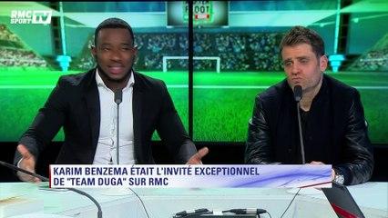 Le débat acharné de l'After concernant Karim Benzema