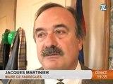 Jacques MARTINIER Conseiller Départemental du canton de Pignan dans l'Hérault.