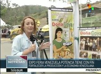 Venezuela: empresas públicas y privadas plantean fortalecer producción
