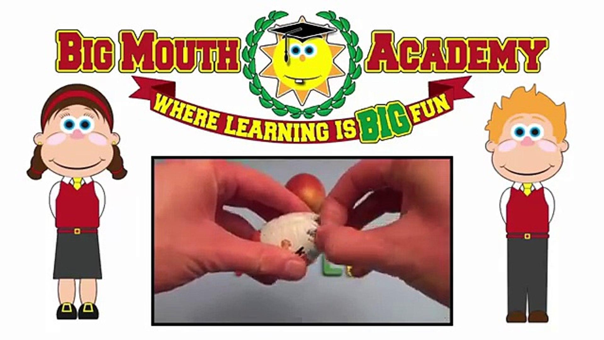 Мстители б б б б б яйцо Learn-A-слово Урок диво Написание Начало сюрприз с слова 5