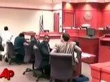 ☠ Court TV Son Attacks His Moms Killer In Court ☠ YouTube
