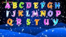 Holidays Alphabet X Santa Claus Christmas tree! ABC Song! Phonics! Nursery Rhyme Poems for