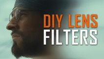 Crazy Visuals with DIY Lens Filters