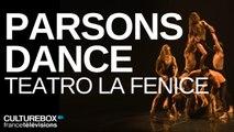 Parsons Dance au Teatro la Fenice