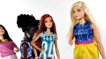 NEW 2016 Curvy Tall Petite Barbie Body Types The Doll Evolves - Doll Events