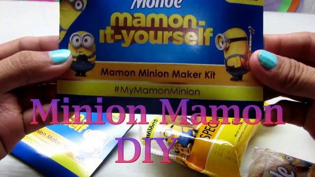 MINION CUPCAKES Monde Mamon Do It Your Self Kit- Kiddie Toys DisneyCarToys Barbie Frozen K