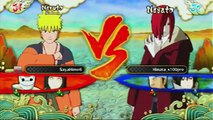 Naruto Shippuden Ultimate Ninja Storm 3 - Ranked Match Session #1