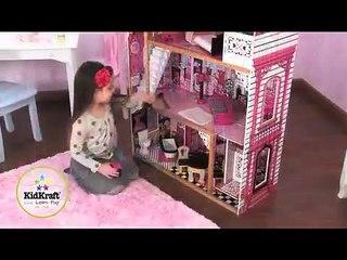 Кукольный дом мебель вес вес вес в Kidkraft Amelia |