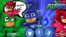 PJ Masks Game Lets Play PJ Masks with Catboy Owlette and Gekko - Trivia and Fun Surprises