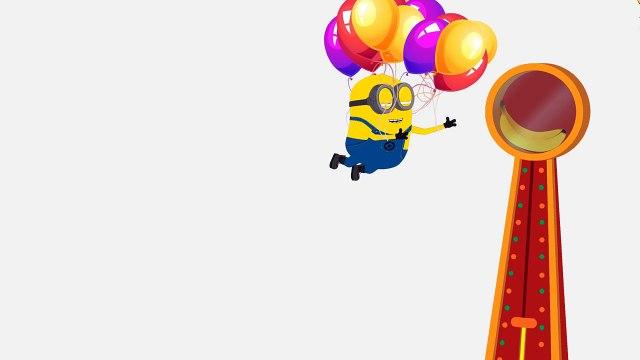 Minions Blender BANANA Funny Cartoon ~ #Minions Mini Movies 2016 [HD]