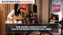 "Amy MacDonald - ""This Is The Life"" - RTL2 Pop Rock Studio"