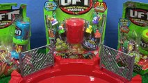 TRASH PACK Battle Arena Spin Launchers Toy Open Play Review Garbage Fighting Spinning by H