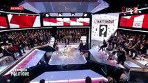 L'émission politique - Christine Angot s'emporte face à François Fillon