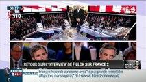 QG Bourdin 2017 : Magnien président ! : Emission politique sur France 2: une soirée pénible pour François Fillon