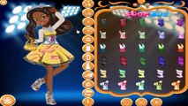 Justine Dancer Dress Up: Dress Up Justine Dancer For A Party! Kids Play Palace