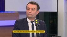 """Présidentielle : Florian Philippot assure que Marine Le Pen n'aura pas """"de financement de banque russe"""""""