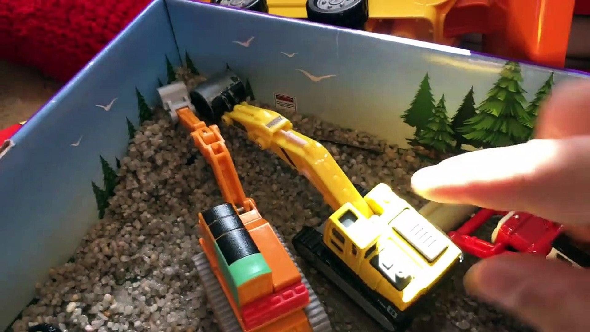 Thomas & Friends Adventures - Thomas Train STUCK in SNOW - Diamond Run Jack Pack Toy Story Playt