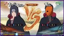 Itachi Akatsuki vs Orochimaru Akatsuki (Español Latino) - Naruto Storm 4 Petición #48