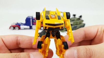 Transformers Movie 1 Optimus Prime Bumblebee Barricade Brawl Bonecrusher Vehicle 트랜스포머 무비 1 옵티머스 프라임 범블비 바리케이드 브라울 본크레셔