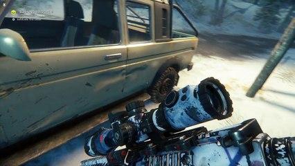 SNIPER GHOST WARRIOR 3 - Side Ops Mission_ Challenge Mode de Sniper : Ghost Warrior 3