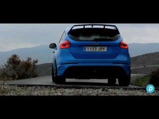 Roadtrip al Cabo de Gata con Ford Focus RS