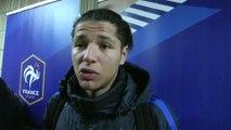 Foot - Amical U20 - Bleuets : Harit «Ça fausse le match»