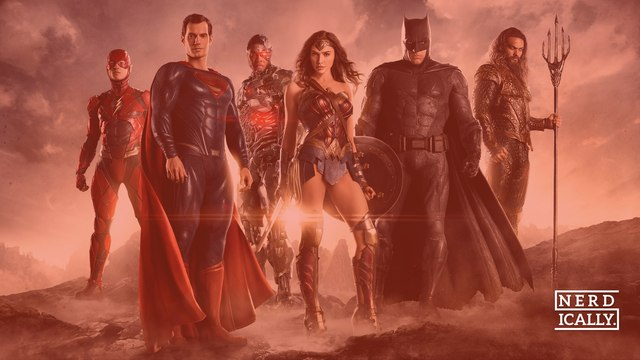 Justice League | From Comic Book to the Big Screen