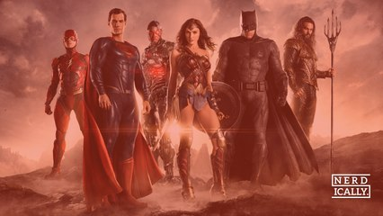 Justice League   From Comic Book to the Big Screen