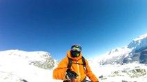 Adrénaline - Ski : L'hiver en vidéo de Nicolas Piguet aux Arcs