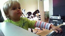 Sami alone in my room - microsoft lifecam HD-3000