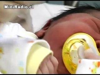 Postura de Aros del Recién Nacido Facemama.com