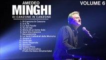 Amedeo Minghi - Di canzone in canzone (live collection cd 6) Il meglio della musica Italiana