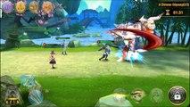 MABINOGI- HEROES Mobile Gameplay Android _ iOS (Open World MMORPG