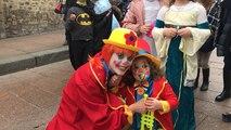 Plus de 800 enfants au carnaval des écoles privées