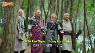 Tan Anh Hung Xa Dieu tap 43 VietSub Thuyet minh