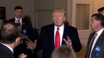 Trump tells Congress, vote for new health bill or live with Obamacare