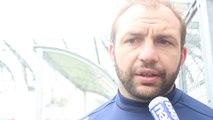 Arnaud Héguy : « On sent un groupe et des joueurs plus solidaires »