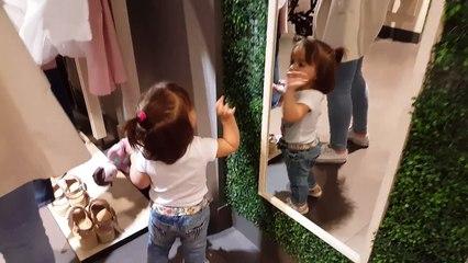 Gabriela va de compras al Centro Comercial (3 Parte) | Diario de Gabri y Eli