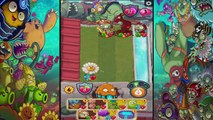 Plants vs. Zombies Heroes - ALL Zomboss Battle Both Plants And Zombies Side! (PvZ Heroes)