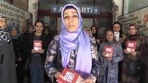 AK Parti Kadın Kolları Üyelerine Taşlı ve Köpekli Saldırı - AK Parti Il Kadın Kolları Başkanı Temiz
