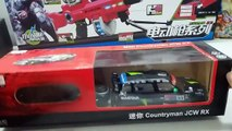 UNBOXING MINI COUNTRYMAN JCW RX - Toys Cars For Children   Kids Toys Videos