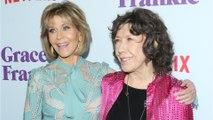Jane Fonda and Lily Tomlin Talk Sex on 'Today', Make Savannah Guthrie Blush
