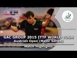 Austrian Open 2015 Highlights: ECSEKI Nandor vs POLANSKY Tomas (Qual. Groups)