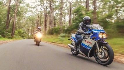 On Two Wheels: Gixxers Down Under! Suzuki's GSX-R on Australia's Great Ocean Road