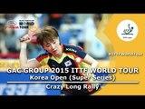 Crazy Long Table Tennis Rally