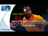 2014 Men's World Cup Highlights: MATSUDAIRA (JPN) vs ARUNA (NGR) - (Qual Groups)