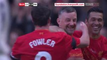 John Aldridge Goal (2-0) HD - Liverpool Legends vs Real Madrid Legends (25.03.2017)