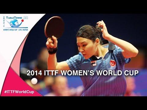 2014 Women's World Cup Highlights: WU Jiaduo vs JIANG Huajun (Qual Groups)