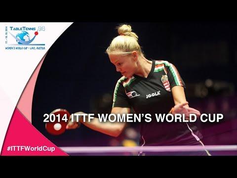 2014 Women's World Cup Highlights: POTA Georgina LAY Jian Fang (Qual Groups)