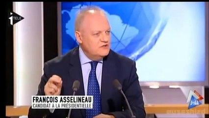 Asselineau dénonce les collusions politiques